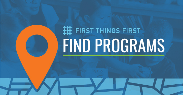 Find early childhood programs in communities across Arizona