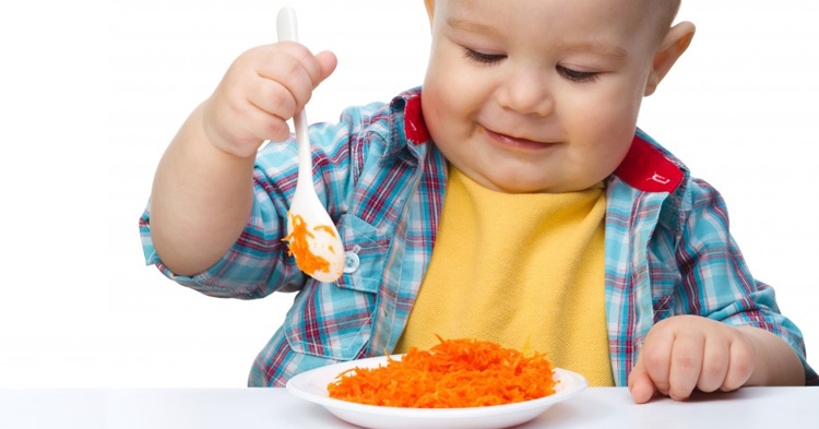 Nurturing a love of nutrition