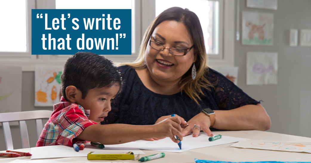 Tips for supporting literacy development
