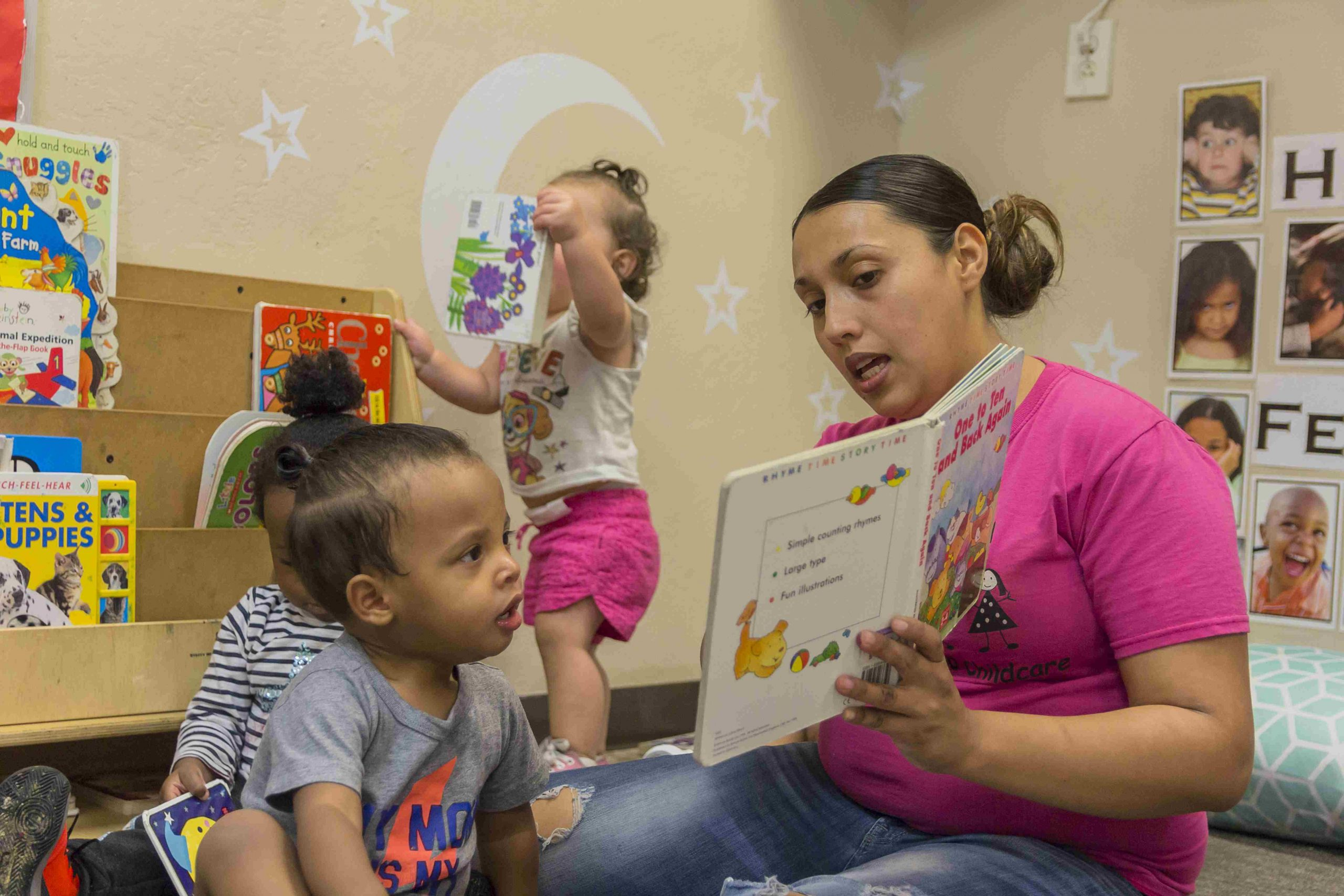 Playing with sounds: Phonological awareness prepares kids for reading