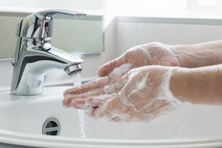 Building Healthy Handwashing Habits